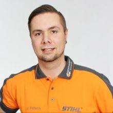 Jürgen Fritsch - Verkauf Motorgeräte bei Reinhardt in Eschwege /Sontra
