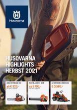 Husqvarna Herbst Highlights 21