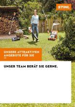 STIHL Herbstaktionen bei Reinhardt Gartentechnik in Sontra und Eschwege
