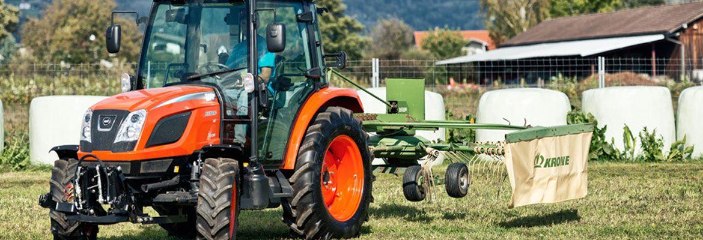 Kioti Traktoren bei Reinhardt in Sontra und Eschwege